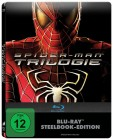Spider-Man Trilogie Blu Ray Steelbook Edition Neu & OVP