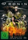 47 Ronin - Keanu Reeves - DVD - FSK12 - TOP
