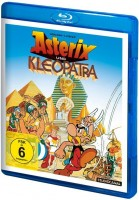 Asterix und Kleopatra - Blu-ray