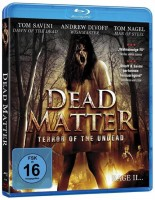 Dead Matter - Terror of the Undead, OVP, Tom Savini