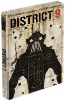 District 9 - Limited Edition BD STEELBOOK