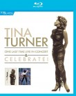 Tina Turner One Last Time Live in Concert&Celebrate! Blu-ray