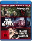 Torture Porn 3er Pack - Vol. 3 -- Blu-ray