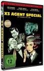 X3 Agent Special, DVD, neu, ovp