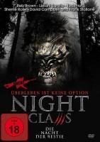 Night Claws - Die Nacht der Bestie ...  DVD ! OVP!!   FSK 18