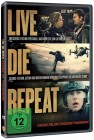 Live Die Repeat : Edge of Tomorrow - Tom Cruise - DVD - TOP