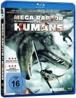 Mega-Raptor vs. Humans -- Blu-ray