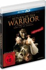 Return of the Warrior - 3D - uncut Edition - Blu Ray Neu