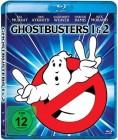 Ghostbusters 1 & 2 (2 Blu-Rays) TOP