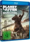 Planet der Affen - Revolution  3D Import