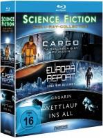 Science Fiction - 3-Blu-ray-Collection BR (5524125,Kommi NEU