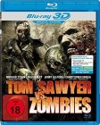 Tom Sawyer vs. Zombies - Blu-ray 3D & 2D