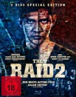 The Raid 2 - 2 Disc Special Edition Blu Ray - NEU/OVP