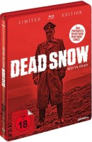 Dead Snow - Red vs. Dead - Limited Edition STEELBOOK OVP