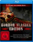 Horror Slasher Edition, 6 Filme in einer Box