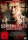 Serienkiller Super Edition - 6 Filme auf 2 DVD