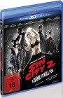 Sin City 2 - A Dame to kill for - 3D - Blu Ray Neu
