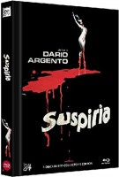 GIALLO - Suspiria - ARGENTO - 4-Disc limited - OVP - 84 Ent.