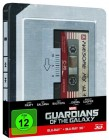 Guardians of the Galaxy - 3D - Steelbook