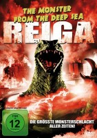 Reiga - The Monster from the deep Sea - Steelbook