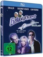 Galaxy Quest Planlos durchs Weltall! Blu-ray Ovp Uncut