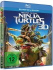 Teenage Mutant Ninja Turtles - 3D