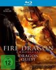 Fire Dragon Chronicles: Dragon Quest (Blu-ray) NEU ab 1€