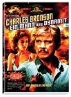 CHARLES BRONSON +++Ein Mann wie Dynamit+++ DVD-Erstauflage !