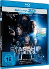 Starship Rising - 3D