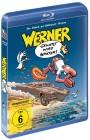 Werner - Gekotzt wird später! Blu-ray Ovp Uncut Brösel