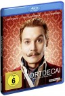 Mortdecai - Der Teilzeitgauner - Blu-ray - Johnny Depp 2015
