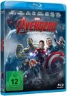 Avengers 2 - Age of Ultron Blu-ray Ovp Uncut Marvel Disney