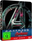 Avengers - Age of Ultron - 3D - Limited Edition Steelbook