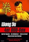 4x WANG YU, 4er-DVD-Box, Splendid, NEU & OVP