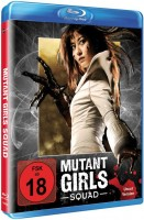 Mutant Girls Squad - UNCUT - blu ray - Zustand sehr gut
