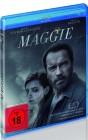 Maggie - ungeschnitten - mit Arnold Schwarzenegger - Blu-ray