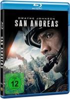 San Andreas Ovp Uncut Blu-ray Dwayne Johnson Carla Gugino