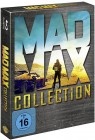 Mad Max Collection - Limited Art Card Edition UNCUT Blu Ray