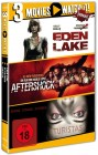 3 Movies - watch it: Eden Lake / Aftershock / Turistas