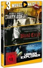 3 Movies - watch it: Diary of the Dead/ Blood Creek/ Urban E