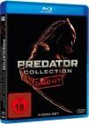 Predator 1-3 Collection - Blu-Ray - neu in Folie - uncut!!