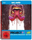 Evil Dead - Project Popart Steelbook Edition