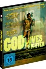 God Loves the Fighter - limitierte Sonderauflage-Schuber-BD