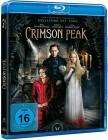 Crimson Peak Blu-ray Ovp Uncut