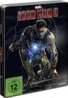 Iron Man 3 - Blu-ray Steelbook - OVP