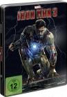 Iron Man 3 - Blu-ray Steelbook - OVP