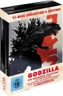 Godzilla - 11-Disc Blu-ray Coll Edition Metall-Box OVP