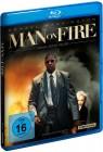 Man on Fire - Mann unter Feuer - Blu-Ray - UNCUT - OVP