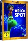 Disney Arlo & Spot - 3D ohne 2D Disk