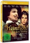 Pidax Historien-Klassiker: Heinrich, der gute König - DVD/NE